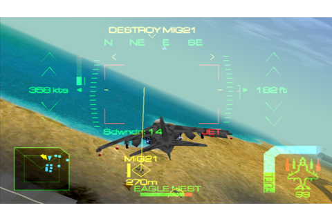 Eagle One - Harrier Attack [NTSC-U] ISO